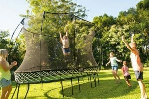 In Defense Of A Trampoline – And An Unplugged Way Of Life